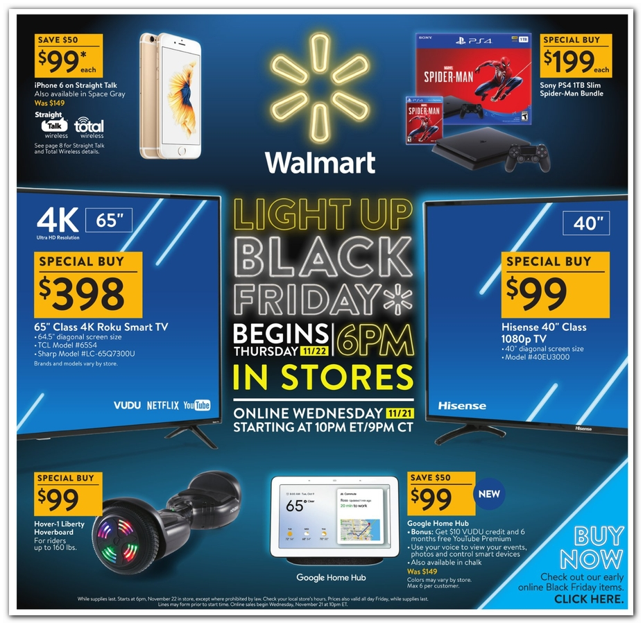 Walmart Black Friday Toy Deals Now Live